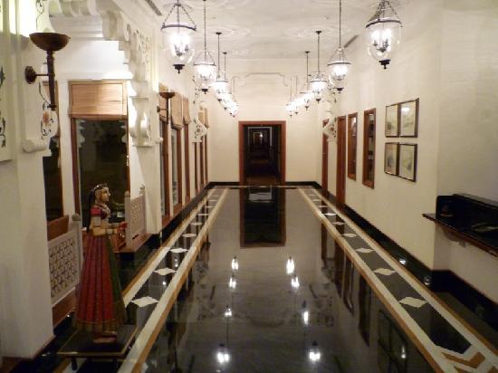 The Oberoi Udaivilas: Reception