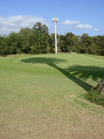 Kukuiolono Golf Course: 8th green