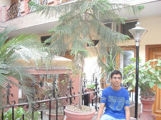 Amritsar International Hotel : me again