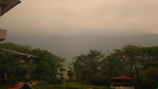 Zoia Mountain Spa & Resorts: View