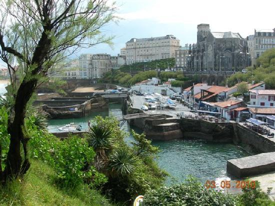 Biarritz - Viejo puerto