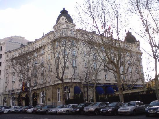 Hotel Ritz, Madrid: 外観