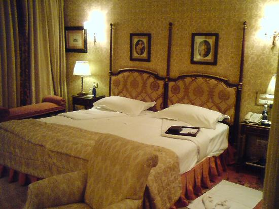 Hotel Ritz, Madrid: 部屋