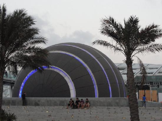 Bibliothek von Alexandria: Planetarium Science Center at the New Library of Alexandria