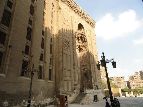 Mosque And Madrasa Of Sultan Hassan: Sultan Hassan Mosque, Cairo