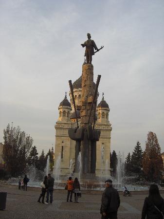 Cluj-Napoca, Romênia: Cluj Innenstatdt