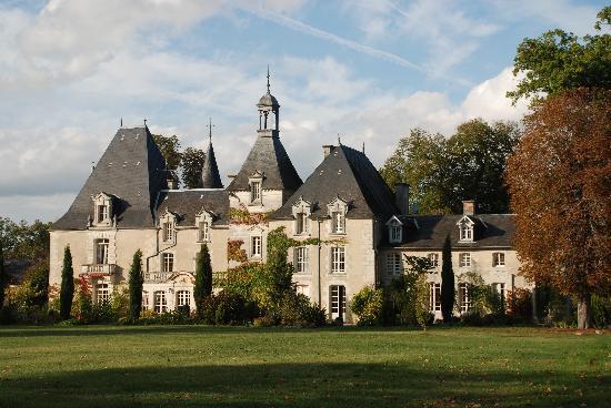 Chateau Le Mas de Montet : château le mas de Montet