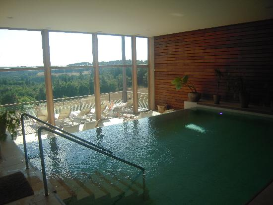 La Gacilly, France: Eco Spa Hotel: Le Spa