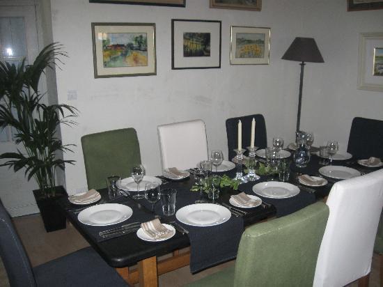 Dining, Le Presbytere