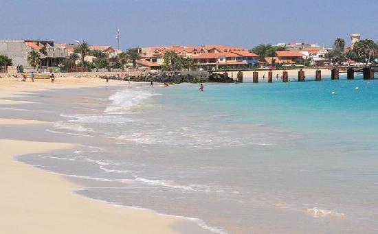 Porto Antigo Residence: La spiaggia