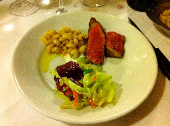 Vinci, Italy: A beautiful plate