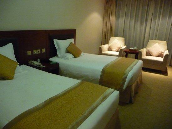أمباسادور هوتل - شانغهاي: 部屋