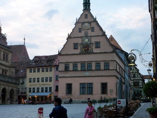 Hotel Klosterstueble: Rothenburg ob der Tauber
