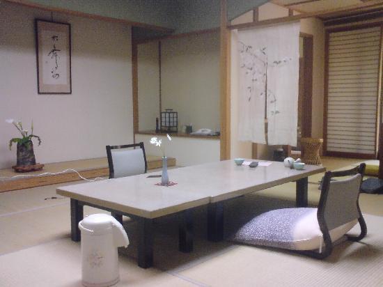 Nonohanatei Komurasaki: 部屋