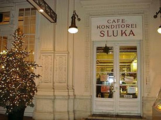 Sluka Conditorei Rathausplatz: Weihnachten bei Sluka