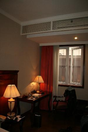 Hotel Carolina Shanghai Xinhua: chambre