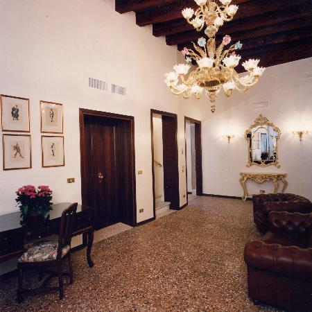 Hotel Piccola Fenice: hall