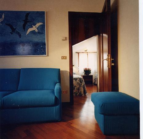 Hotel Piccola Fenice: suite