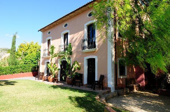 Finca el Tossal: The rooms