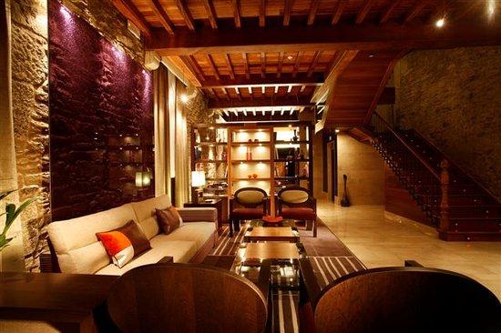 Hotel Altaïr: Salón
