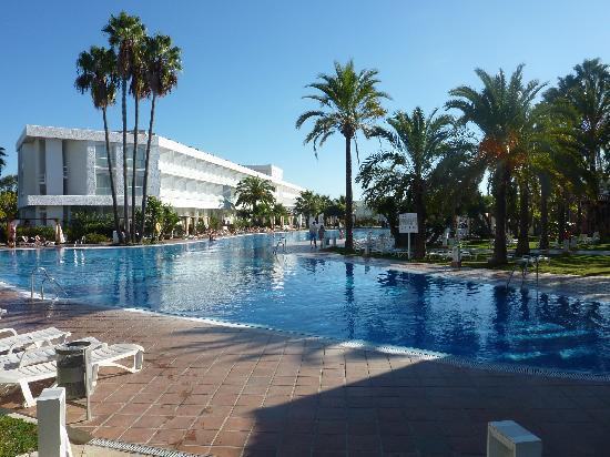 Club Marmara Marbella: Une des piscines