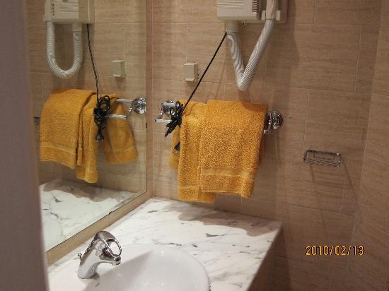Hotel Ariha : bathroom