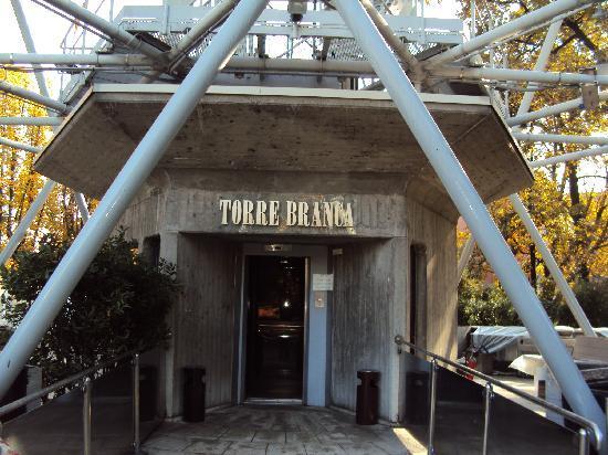 Eingang Torre Branca