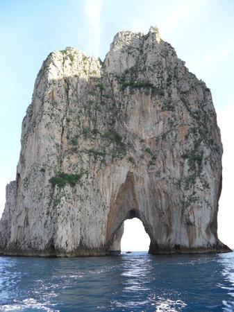 Capri Whales di Wendy : Faraglioni