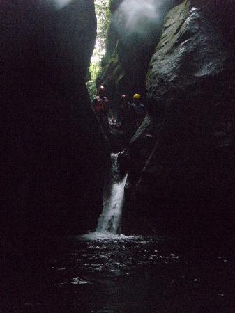 Розо, Доминика: A small jump