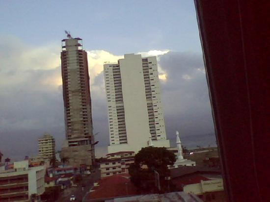 Bahia Suites Hotel: Vista desde la habitación 509