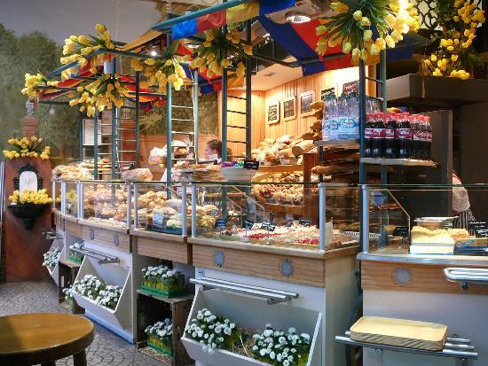Cake shop, Baden-baden