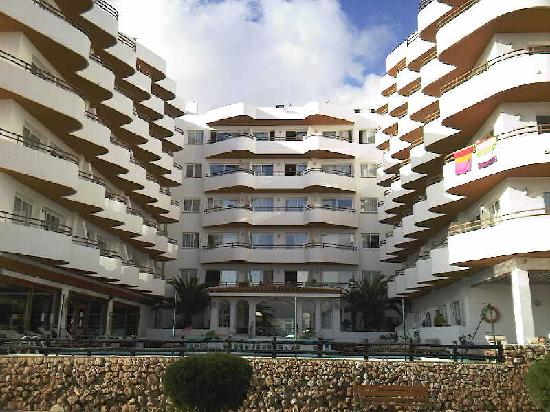 Apartments Mar y Playa: Mar y Playa from the Promenade