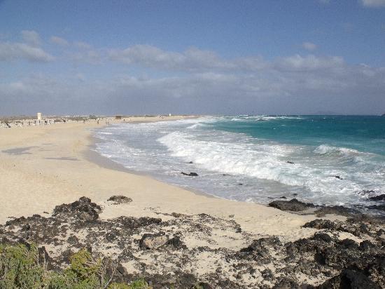 Hotel Riu Palace Tres Islas: Great Beach Walks