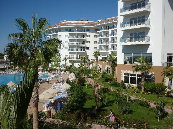 Sunconnect Sea World Resort & Spa: Hotelanlage
