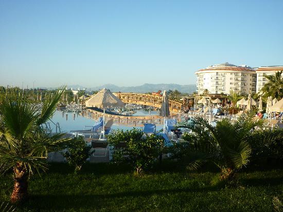 Sunconnect Sea World Resort & Spa: Gartenalage