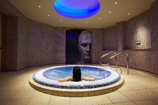 The Grand Hotel & Spa: Whirlpool