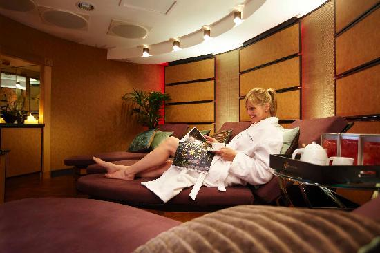 The Grand Hotel & Spa: Relaxation Room