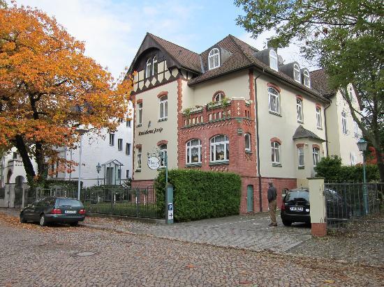 uk store cheap prices fantastic savings Treppenhaus - Bild von Hotel Residenz Joop, Magdeburg ...
