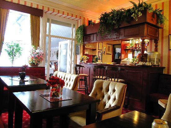 Gascony Hotel : Lounge