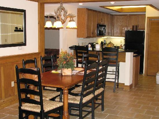 Holiday Inn Club Vacations Smoky Mountain Resort: Dining Room