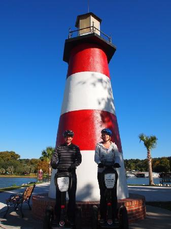 Mount Dora, FL: At the Light house