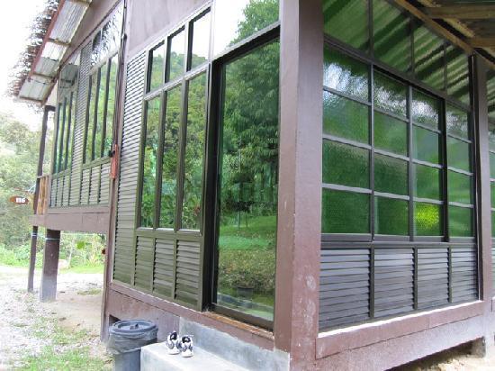 Adeline Villa & Rest House: external view