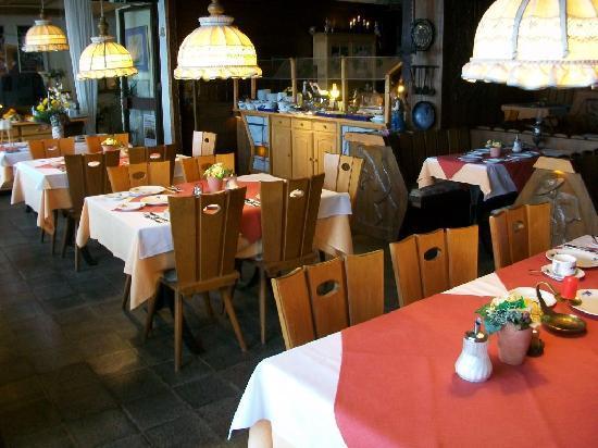 Petrisberg: Breakfast room