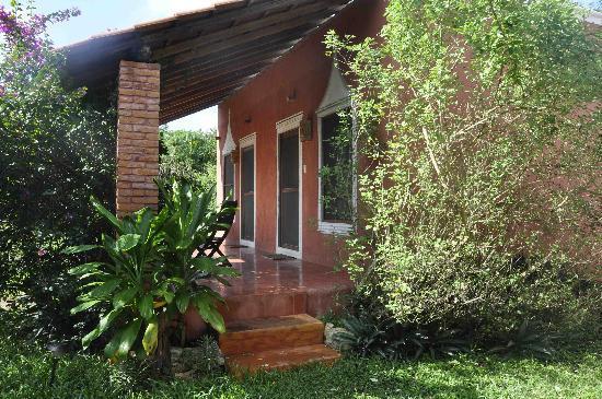 Hacienda Hotel Santo Domingo : exterieur chambre STD