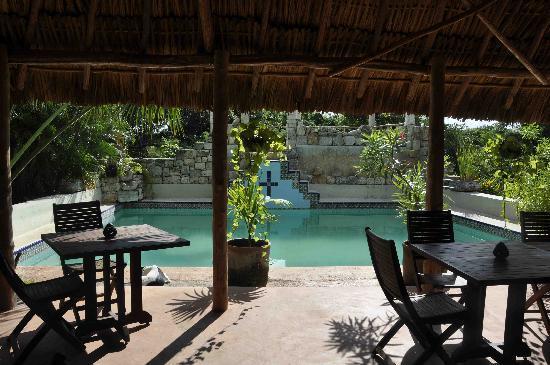 Hacienda Hotel Santo Domingo : piscine