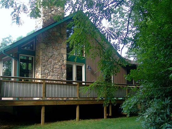 Paddler's Lane Bed & Breakfast: paddler's lane chalet
