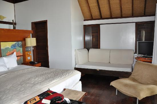 Sofitel Moorea Ia Ora Beach Resort Luxury Bungalow Interior