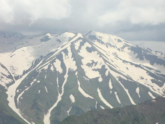 Gulmarg Alpine Guides: the snow laden mountains