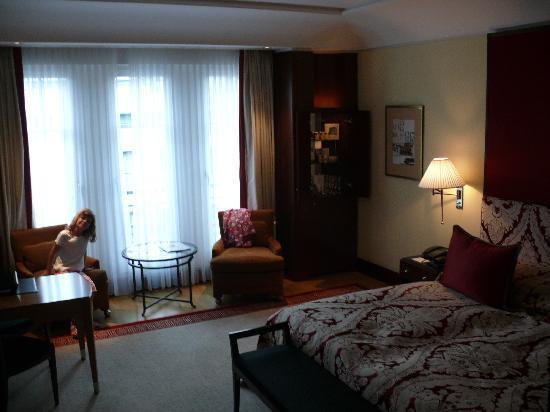 Hotel Adlon Kempinski: Zimmer Adlon