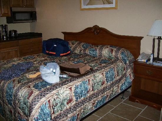 Lake Placid, Floride : Bed